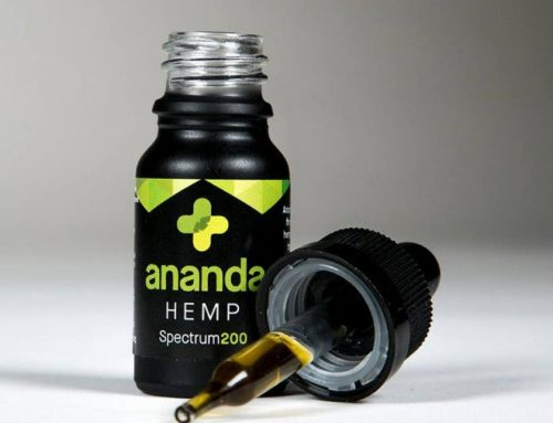 Supplement Highlight: Ananda Full Spectrum Hemp CBD