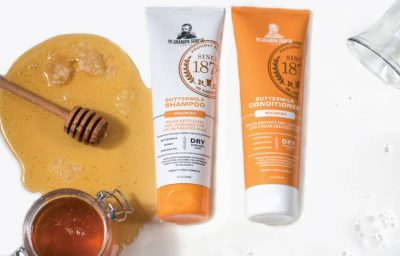 Grandpa Soap Company's Buttermilk Shampoo & Conditioner