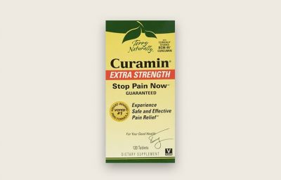 Terry Naturally Curamin Extra Strength Pain Relief