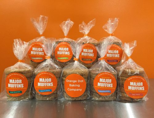 Grocery Highlight: Orange Dot Baking Co. Major Muffins + Biscuits