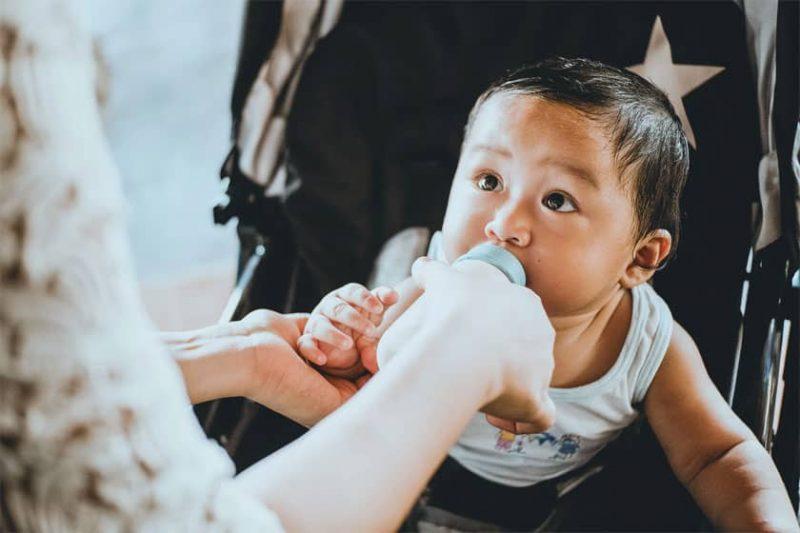 Healthy Infant Formula
