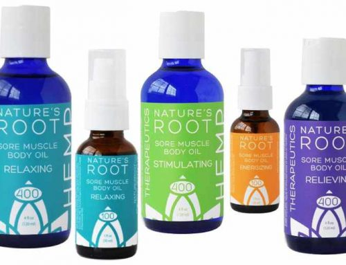 Health & Beauty Highlight: Nature's Root Sore Muscle Body Oils
