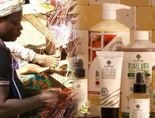 Alaffia, Body Care, Woven Baskets, and Milestones in Fair Trade