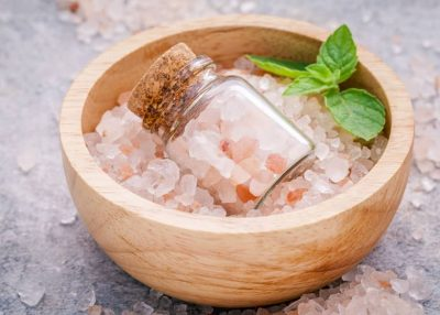 Himalayan Salt for Health Ambiance and Flavor