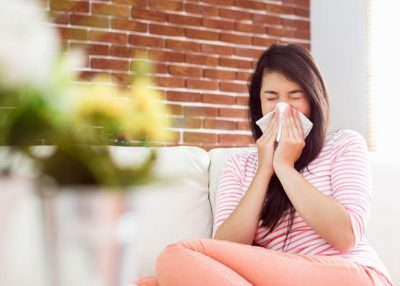 All Natural Ways to Treat Spring Allergies