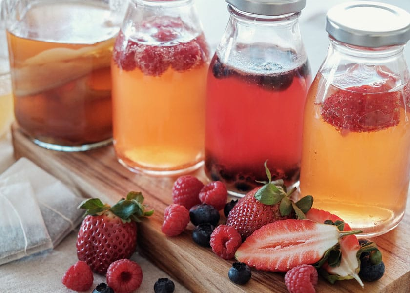 The Magic of Fermented Foods and Beverages