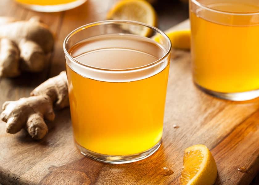 All Hail Kombucha! A Brief History and Look at Creative Uses of this Gut-Friendly Beverage