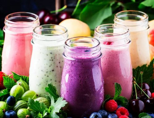 A Closer Look at Healthy Smoothies