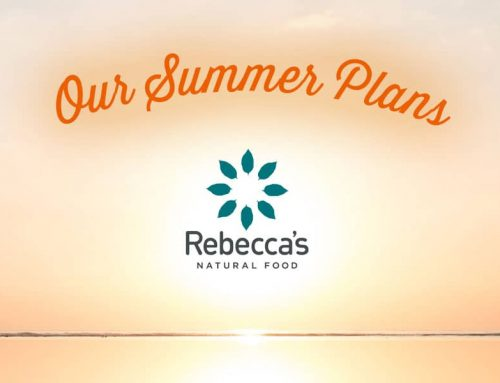 Summer Plans, Rebecca's Team Edition