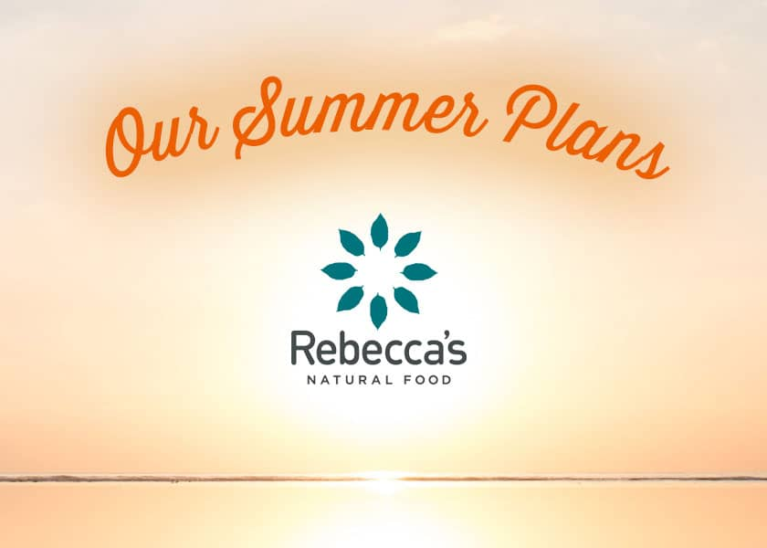 Staff Summer Plans