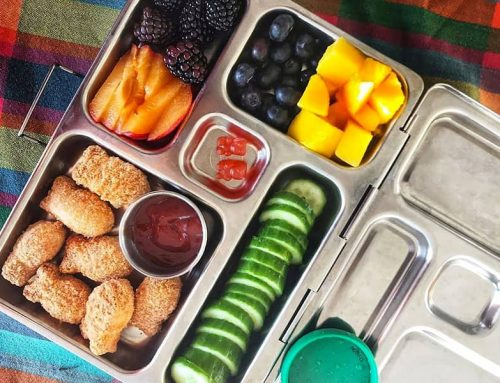 Healthy On-The-Go Lunch Ideas