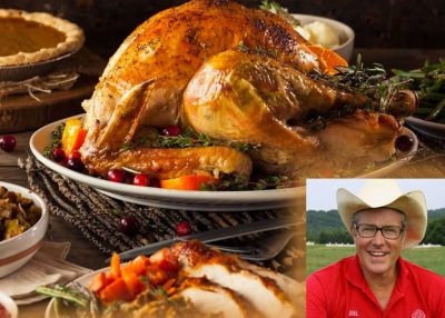 Humanely Raised Thanksgiving Turkeys from Polyface Farms