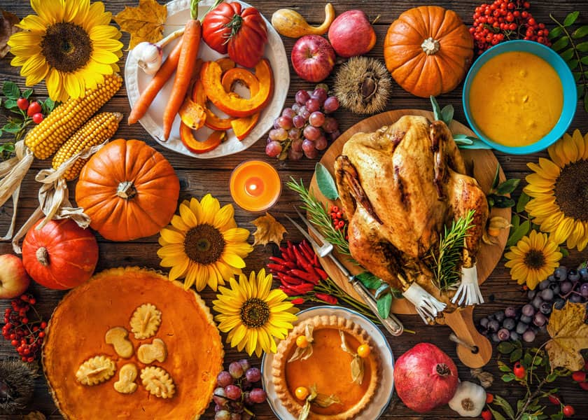 Mindful Eating for the Holiday Season