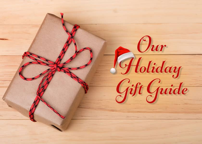 Rebecca's Annual Conscious Holiday Gift Guide