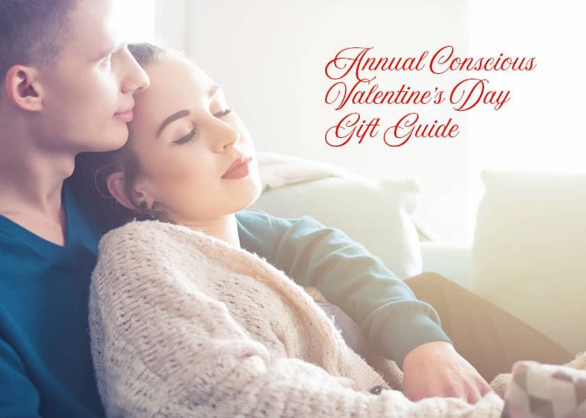 Our Annual Conscious Valentine's Day Gift Guide + Libido-Boosting Products