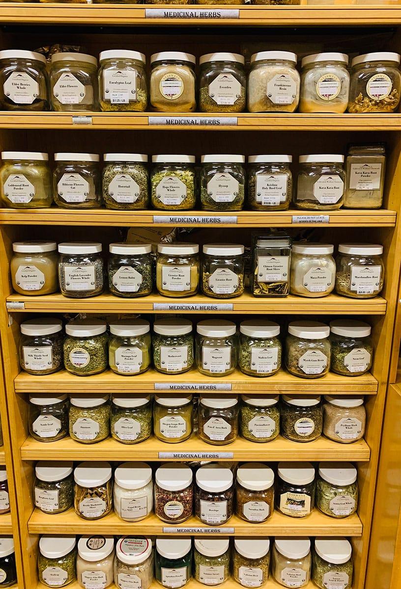 Bulk Medicinal Herbs